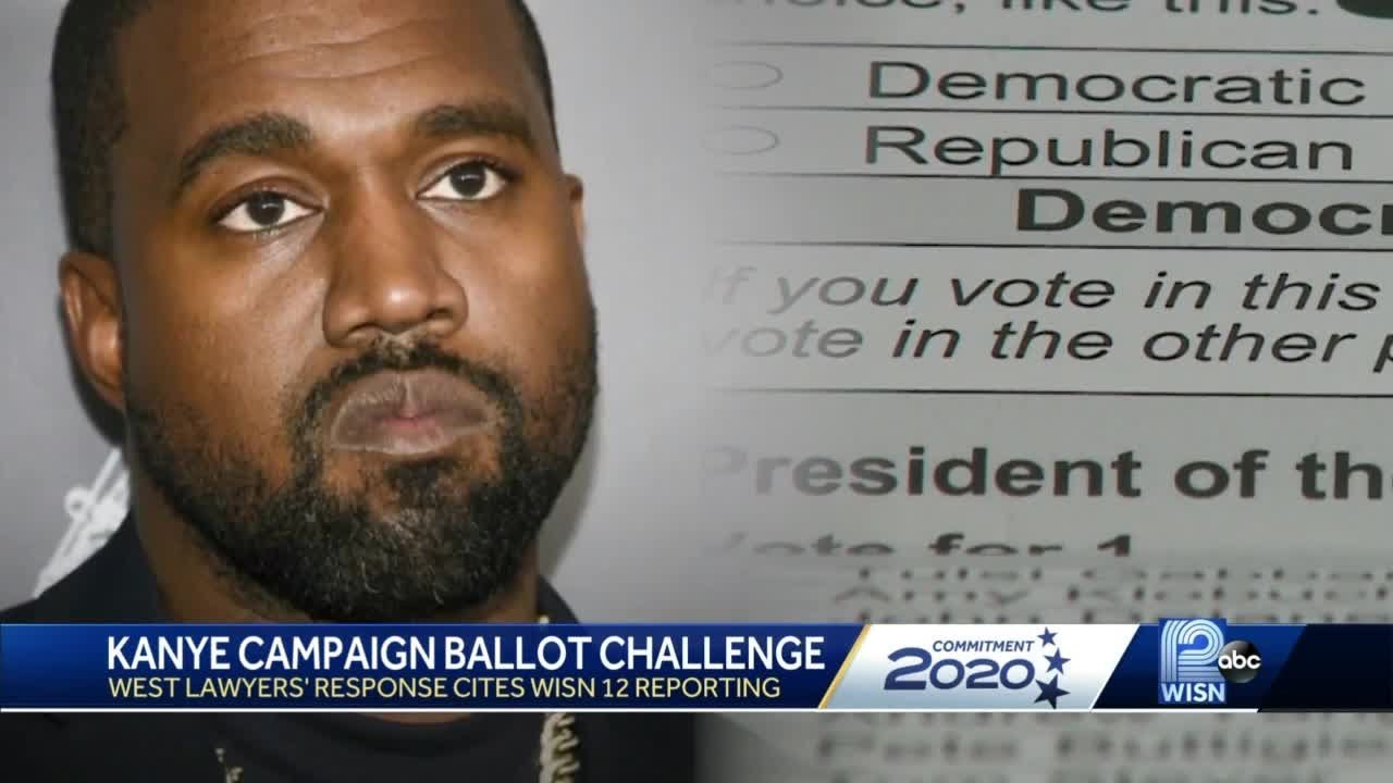 Kanye campaign ballot challenge