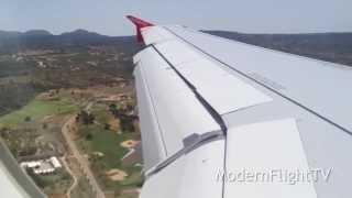 airberlin A321 ✈ Landing Palma De Mallorca | HD