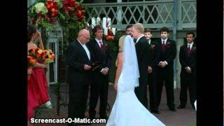 Non-religious wedding options Alabama Officiant Tennessee Officiant