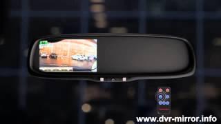 Смотреть  - Штатное Салонное Зеркало С Видеорегистраторы И Радар(УСПЕЙТЕ заказать зеркало заднего вида с видеорегистратором «CAR DVR MIRROR» со скидкой 50% ЗДЕСЬ: http://vk.cc/4QTLoo ............., 2015-08-18T12:50:56.000Z)