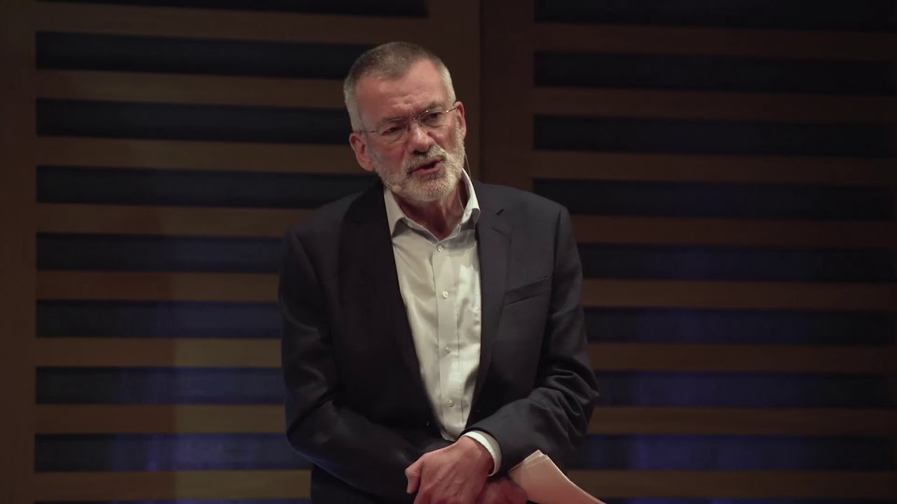 The poverty of social connections | David Robinson | TEDxLondonSalon