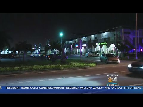 Argument Turns Deadly For Woman At Shopping Center