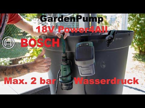 Bosch Wasserpumpe  