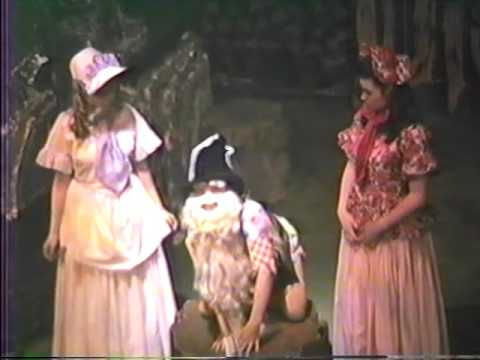 Snow White & Rose Red, Adventure Theatre Glenn Echo Md. Sept.1991