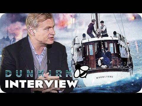 DUNKIRK Interview: How Christopher Nolan reinvents War Movies
