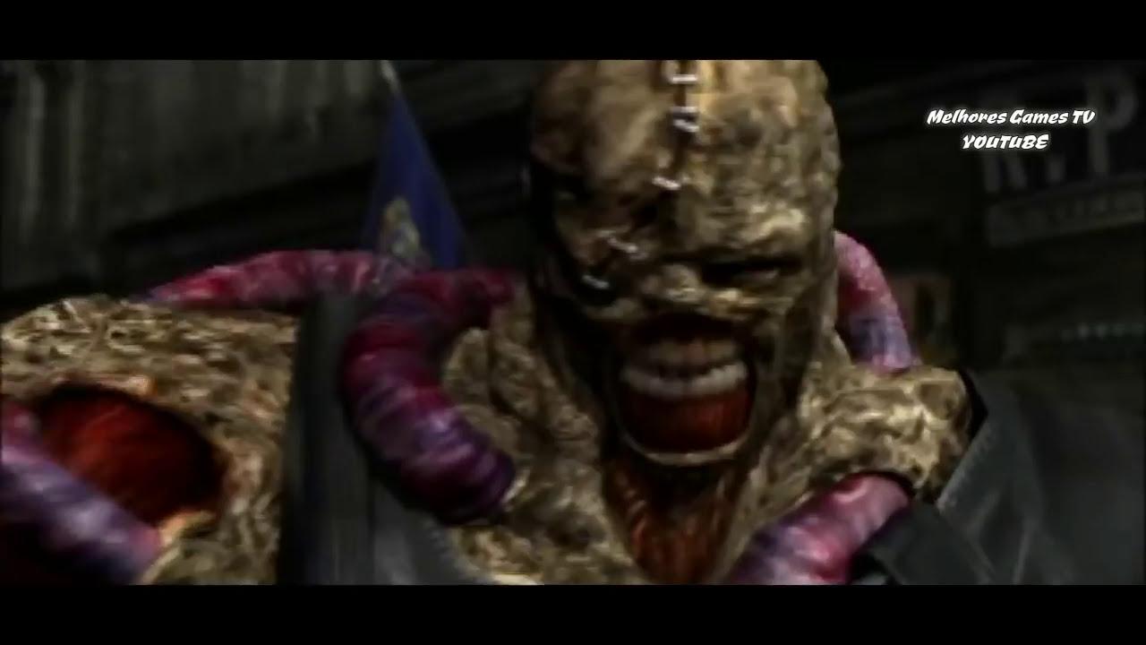 RESIDENT EVIL 3 Nemesis - O Filme Dublado - YouTube