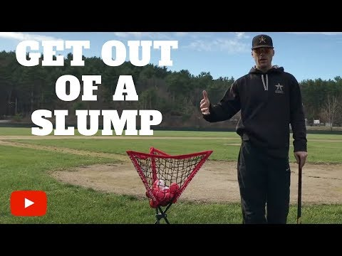 How To Get Out Of A Hitting Slump