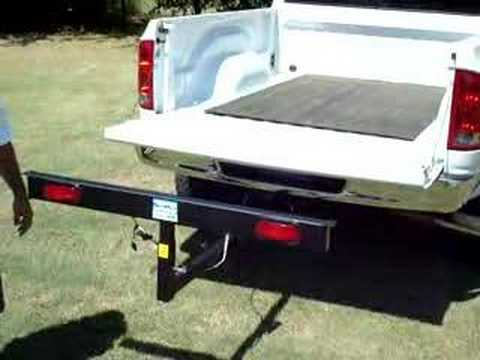 Ford Truck Bed Extender Installation