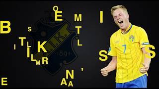 Välkommen till AIK - Sebastian Larsson