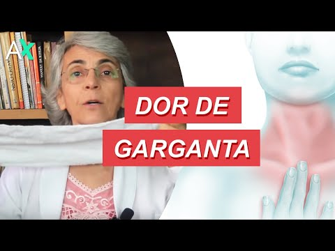 Dor De Garganta Como Resolver De Forma Simples E Barata?