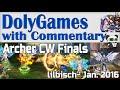 ➜ Wartune Gameplay - Archer Class Wars Finals (lilbisch, Jan. 2016)