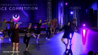 1st Place Advanced Ballet - University Of Birmingham Dance Society - Choreography: Alex Johnson