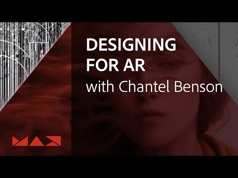 Augmented Reality In Illustrator And Photoshop With Chantel Benson | Adobe Creative Cloud