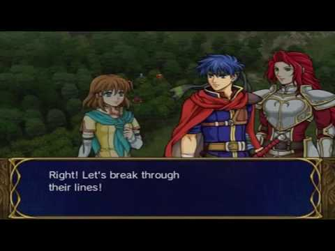 What If Literally Everyone (Except Ike) Dies in Fire Emblem Path of Radiance Early Chapters?