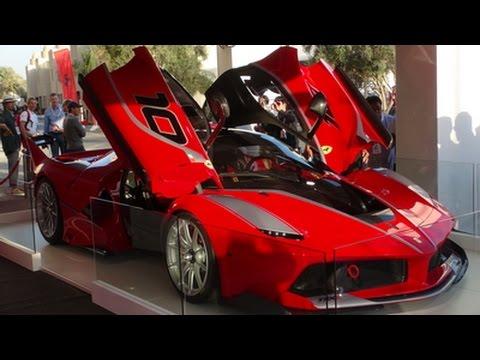 Ferrari FXX K: ahora, en cinco vídeos que te cuentan cómo suena un superdeportivo de verdad