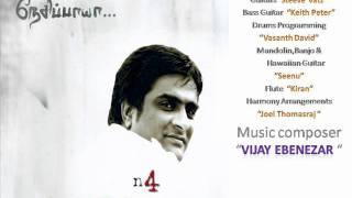 Kanavum - Nesipaya 4 - Vijay Ebenezar (Tamil Christian Rock Song)