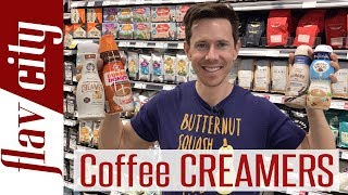 hUGE Coffee Creamer Review - Which Ones To Buy & Avoid!
