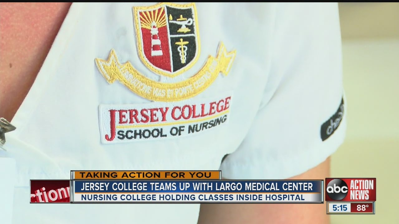 jersey college