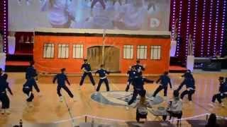 državc 2015 plesni klub pingi- street dance show formacija člani-policijska akademija 2015 1 mesto