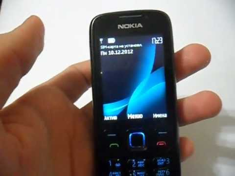 Проблема с телефоном Nokia 6303 classic