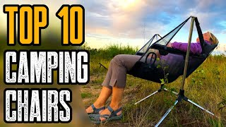 TOP 10 BEST CAMPING CHAIRS ON AMAZON 2020