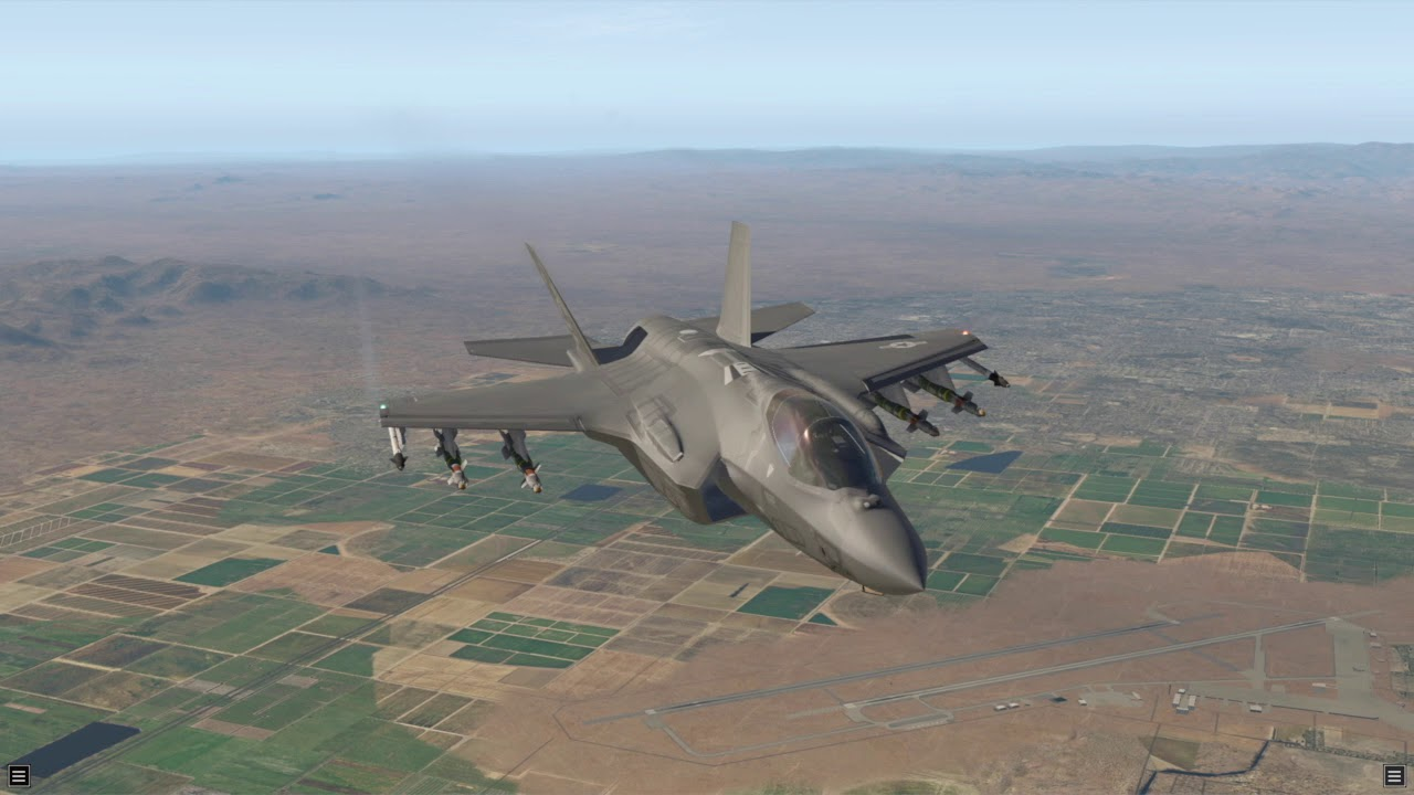 Coming soon: F-35A Lightning II for X-Plane 11