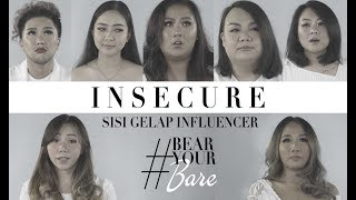Gambar cover INSECURE, sisi gelap influencer