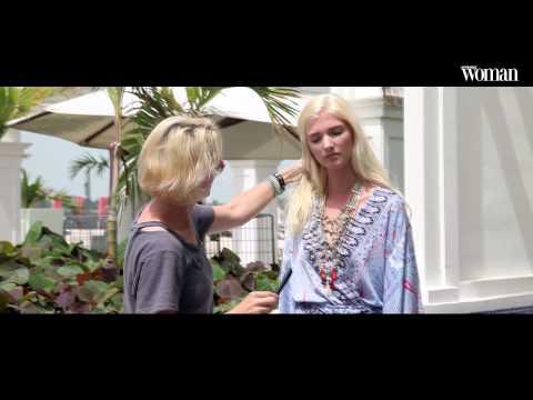 Summer's Calling: BCBGMAXAZRIA & Emirates Woman