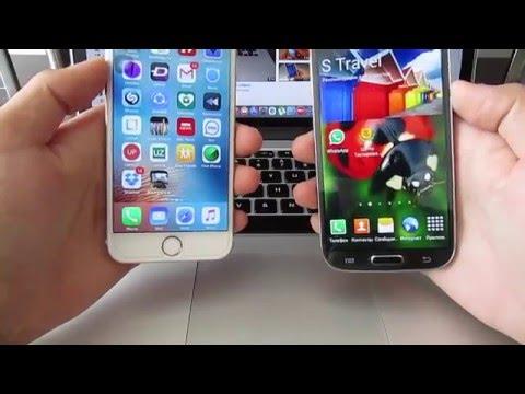 Как передать видео с айфона на андроид через блютуз
