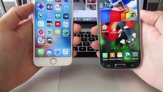 видео Как перенести данные, заметки, фото с Айфона на Андроид?Как перенести календарь с iPhone на Android?