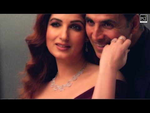 PCJ La Danza Collection launch by Akshay Kumar & Twinkle Khanna
