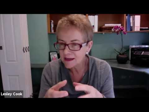 Working together: Authentic co-producion with Lesley Cook