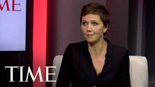 10 Questions With Maggie Gyllenhaal | TIME