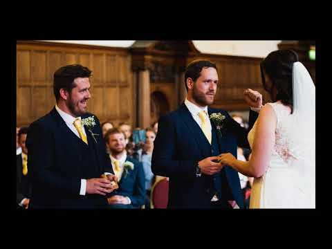 Sheffield Town Hall & Tamper Coffee Wedding