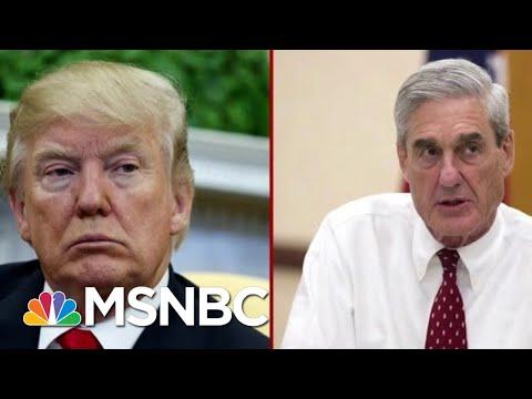 New Mueller Transcript As Rare As A 鈥楿nicorn Sighting鈥� | Deadline | MSNBC