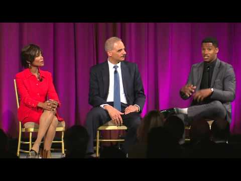 Eric Holder, Nate Parker, and Tanya Acker on Race and Justice