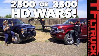 Compared 3/4 vs 1-Ton: Which HD Truck is Best for You? TFL Expert Buyer's Guide