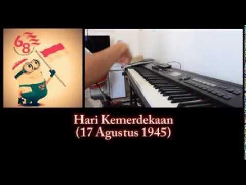 Hari Kemerdekaan (17 Agustus 1945) - Piano Cover