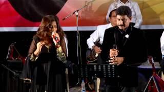 Lakhon Tare Aasman Mein By Salim Malik n Sampada Goswami at Farmaish Club Vadodara