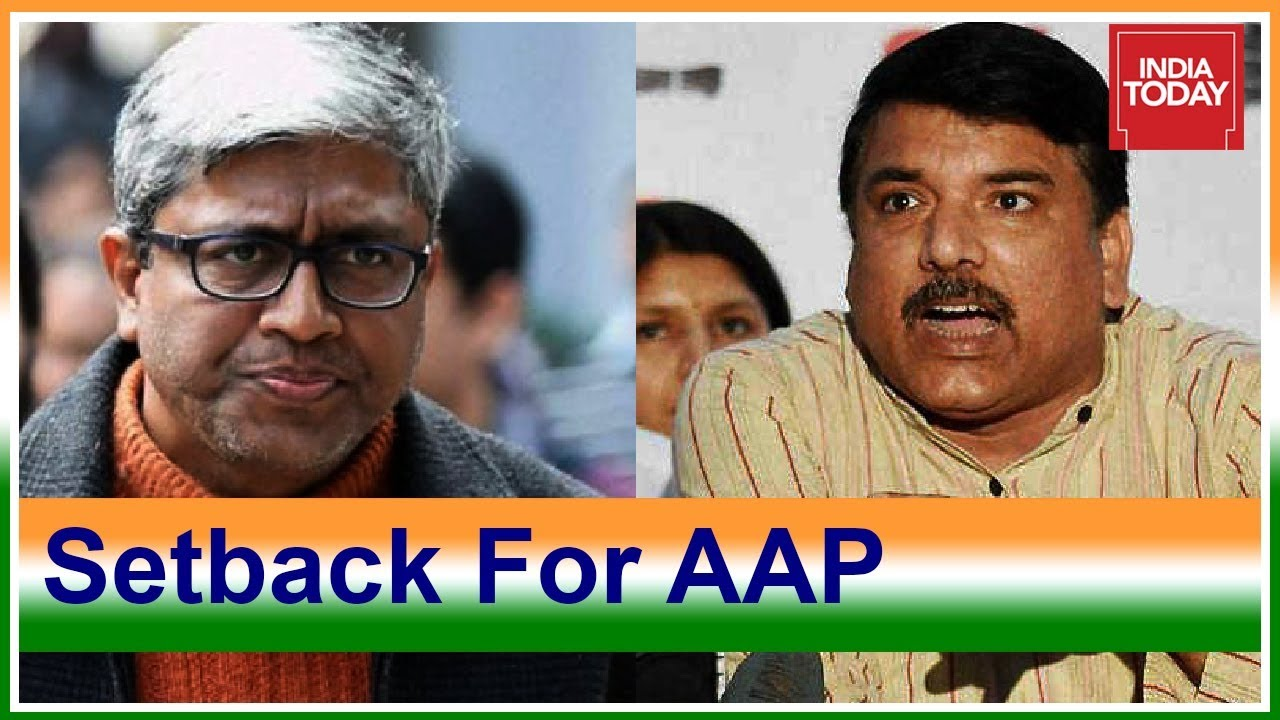 AAP Leaders To Request Ashutosh To Withdraw His Resignation : Sanjay Singh