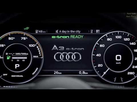 Audi A3 e Tron 2017 | Hybrid vehicle for 2017 | Next Gen auto portal