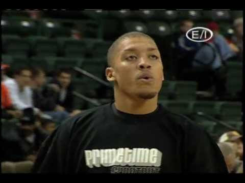 Michael Beasley - High School Highlights/Interview - Sports Stars of Tomorrow