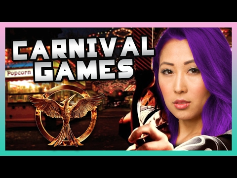 CRAZY CARNIVAL GAMES! (Maricraft: Block of Love Pt. 4)