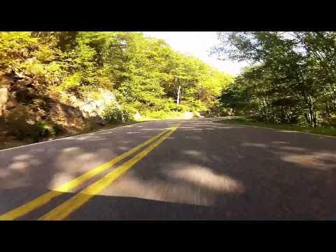 """CTS-V on Highway 421 """"The Snake"""""""