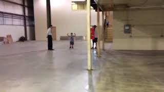 Turf Barrett baseball