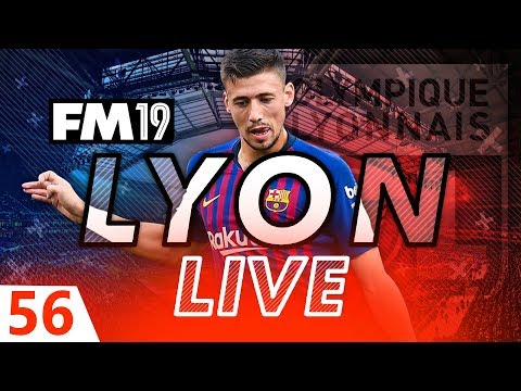 Football Manager 2019 | Lyon Live #56: Need A Response#FM19