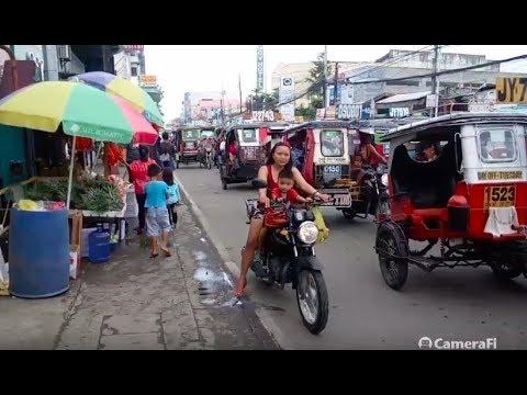 Philippines LIVE - Dipolog City Street Walk Mindanao Live Stream