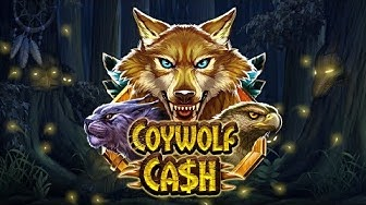 COYWOLF CASH (PLAY'N GO) ONLINE SLOT