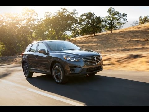 2016 Mazda CX-5 Start Up, Road Test, and Review 2.5 L 4-Cylinder:watfile.com