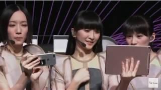 【Future Pop歌唱部分音声なし】Perfume Future Pop発売記念スペシャルライブ2018年8月17日23時~